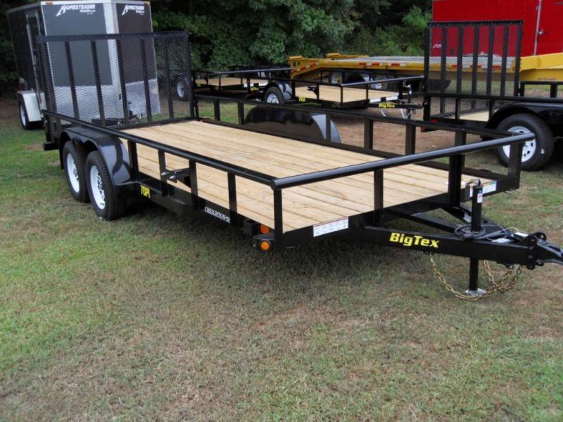 2019 Big Tex Trailers 70PI-18X Utility Trailer | Creightons