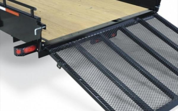 Sure Trac 6X12 3K Steel High Side