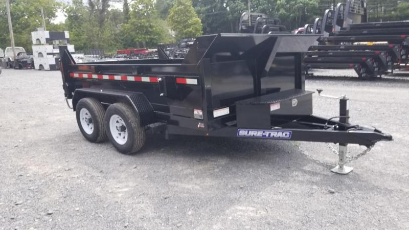 "Sure Trac 72""X10' 10K LPro Single Ram Dump"