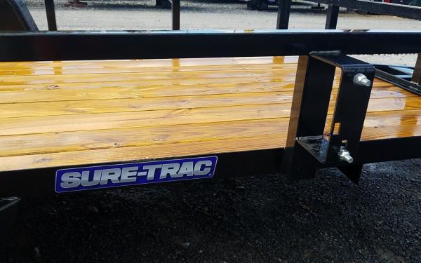 Sure Trac 6X12 3K Tube Top Utility