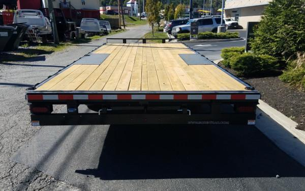 Sure Trac 8.5X20 10K Deckover W/ Pull Out Ramps