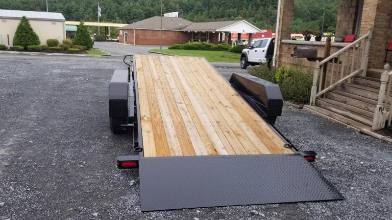 Sure-Trac 18+4 14K Tilt Equipment Trailer