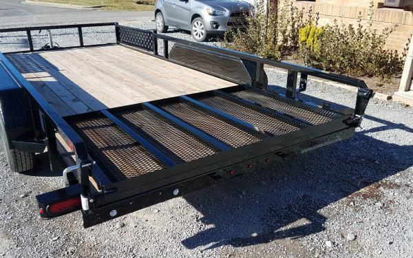 Sure-Trac ATV Side Ramps 7 x 16