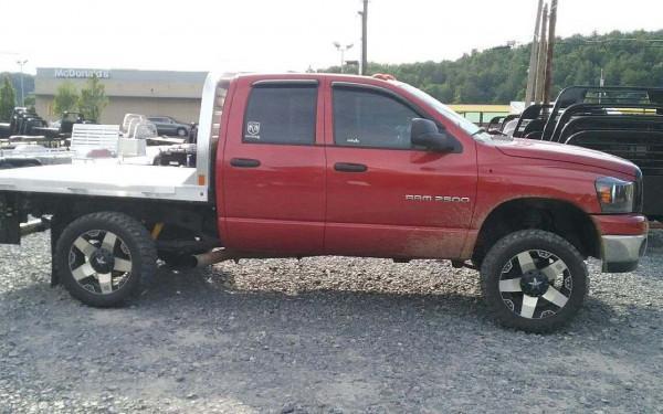 CM Truck Bed RD Aluminum Model $3700.00 to $4900.00