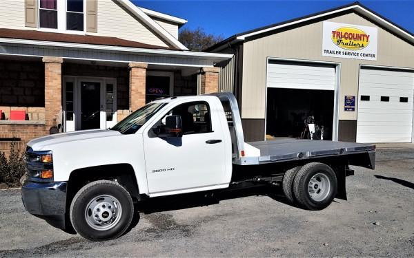 CM Truck Bed RD Aluminum Model $3700.00 to $4900.00