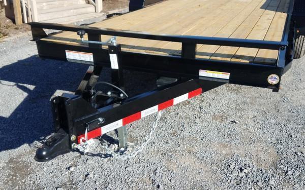 Sure Trac 7X18 14K Implement Equipment