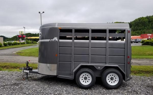 Corn Pro 6.5x12 Livestock Trailer
