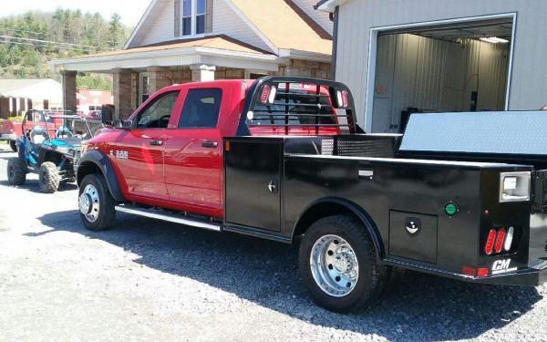 CM Truck Bed TM Model $6600.00 - $7600.00
