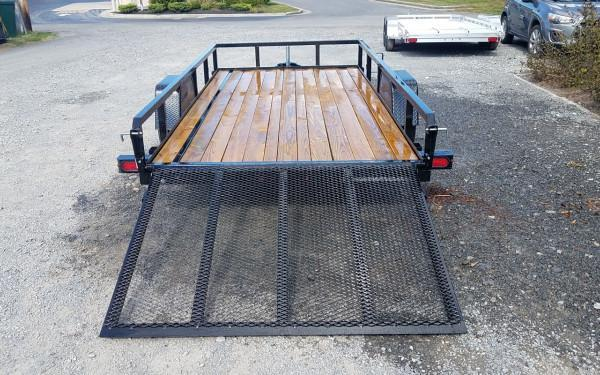 Sure Trac 6X10 3K Tube Top Utility