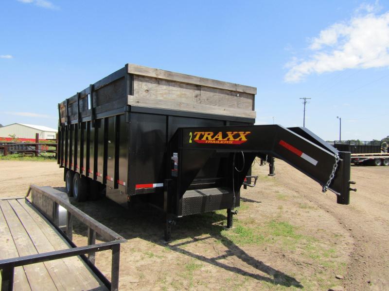 2017 Traxx Trailers Traxx Trailers Dump Trailer in Ashburn, VA