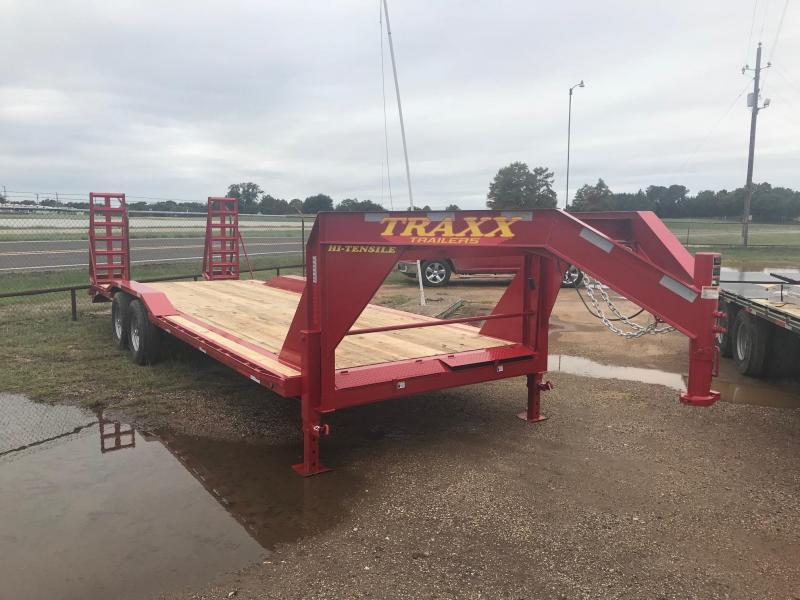 Traxx Trailers 24' Equipment Trailer