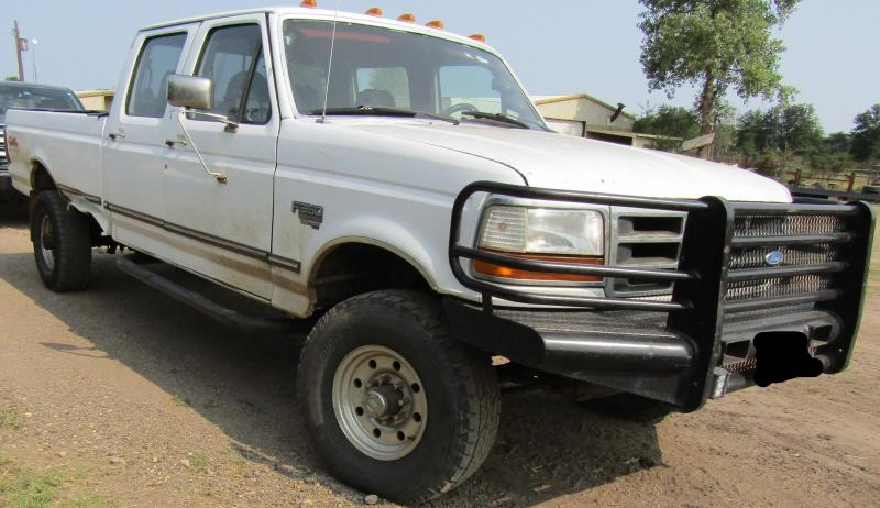 1996 Ford F350 Truck in TX