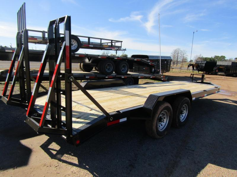 2019 Traxx Trailers 22' Equipment Trailer