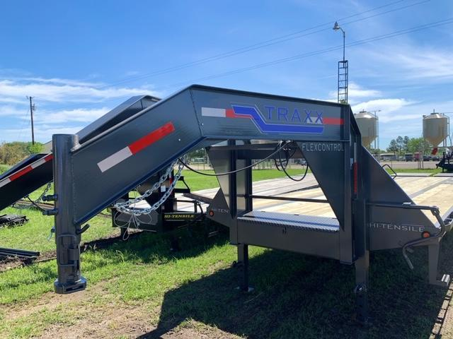 2019 Traxx Trailers DO33DTLP Flatbed Trailer in Ashburn, VA