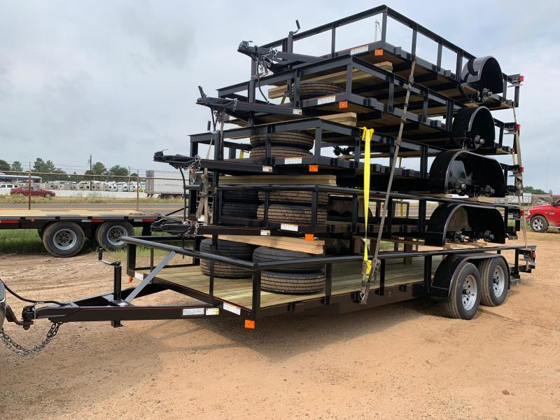 2019 Traxx Trailers Bumper Pull Utility Trailers Utility Trailer