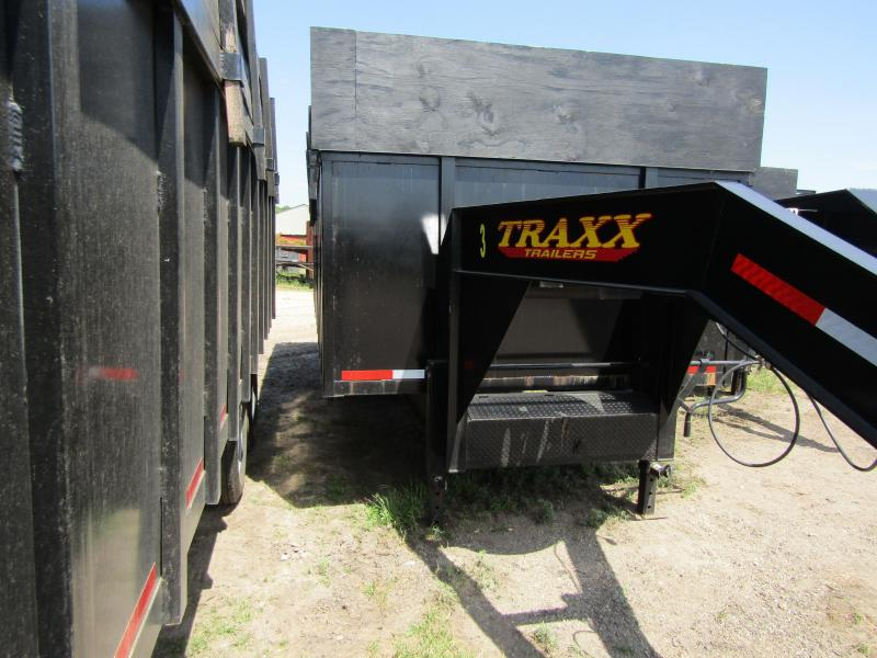 2017 Traxx Trailers GN-TD25DU Dump Trailer in Ashburn, VA