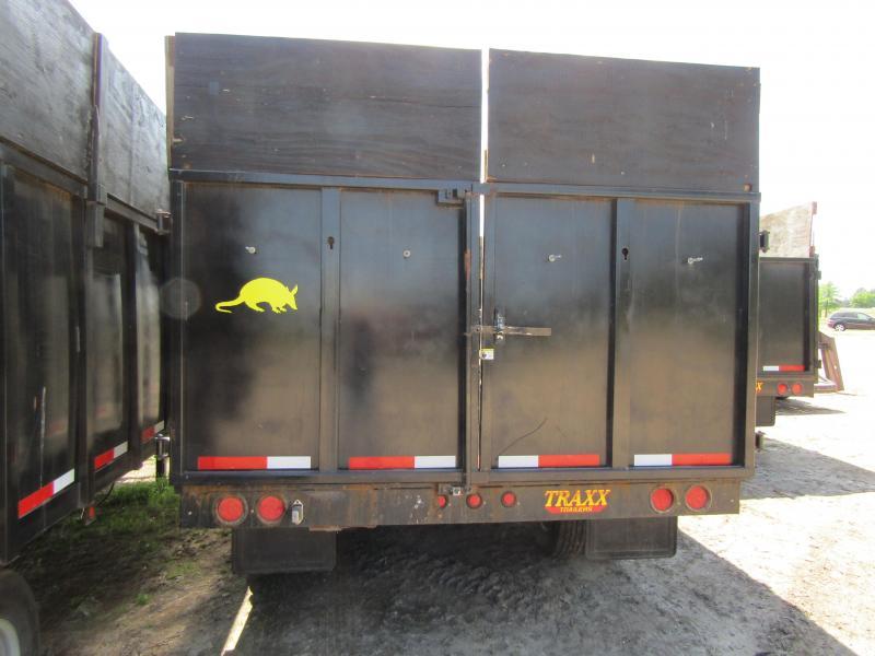 Traxx Trailers GN-TD25DU Dump Trailer