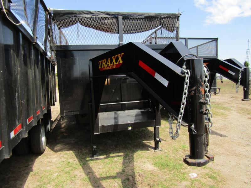2017 Traxx Trailers Dump Trailer in Ashburn, VA