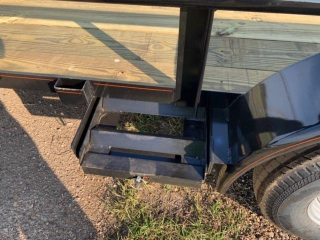 2019 Traxx Trailers 83x20 Utility Trailer Utility Trailer