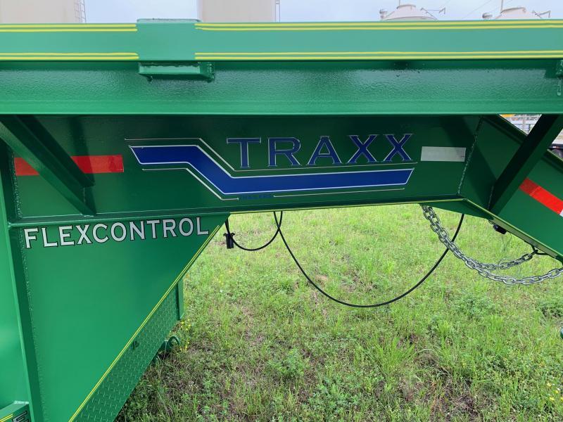 2019 Traxx Trailers DO45TSW Flatbed Trailer