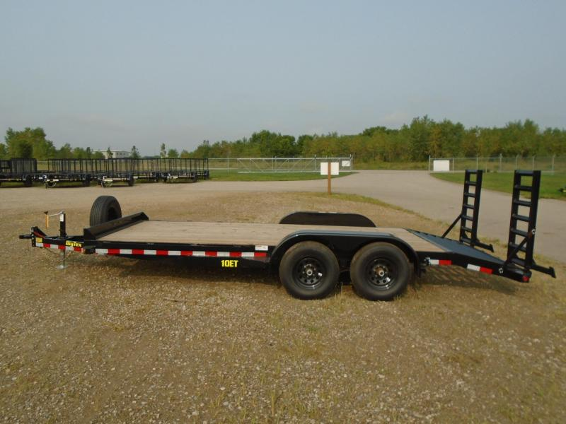 2019 Big Tex 18ft 10K Equipment Trailer