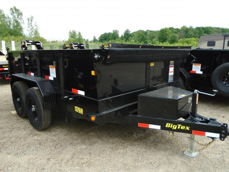 2019 Big Tex 83x12 Dump Trailer
