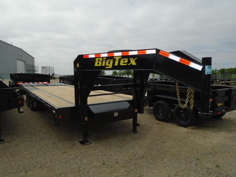 2019 Big Tex 20ft Gooseneck Trailer