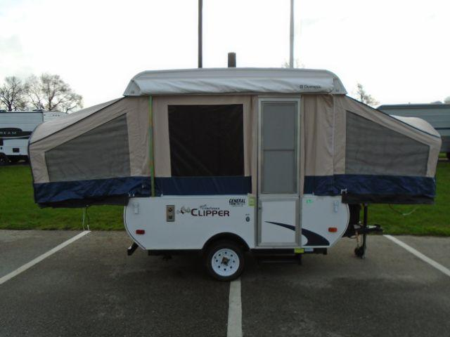 2013 Clipper 106 SPORT POP UP Camping / RV Trailer