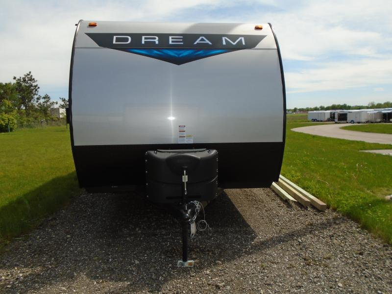 2019 Dream D177RD Travel Trailer Camping / RV Trailer