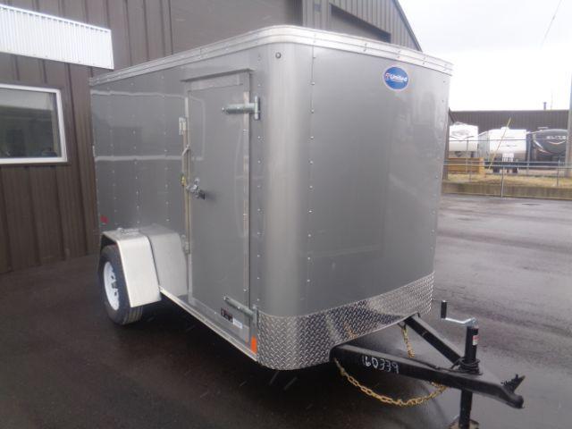 2018 United Trailers XLE-510SA30-S RAMP DOOR/SIDE DOOR Enclosed Cargo Trailer