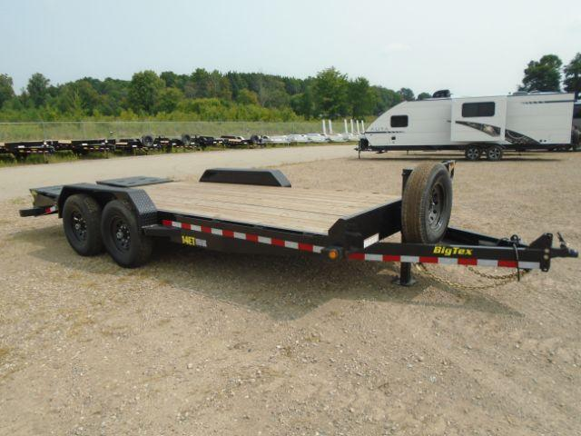 2019 Big Tex Trailers 14ET-18BK-MR 18 FT EQ Other Trailer