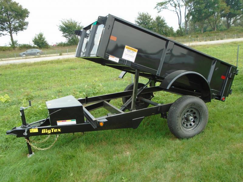 2019 Big Tex Trailers 50SR-08-5WDD DUMP TRAILER