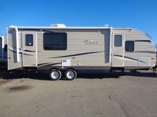 2019 Shasta SST25RK TRAVEL TRAILER Camping / RV Trailer