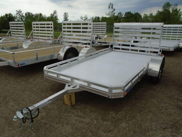 2018 CargoPro Trailers Mission 6.5x12 FA 2.0 Ramp Gate Utility Trailer