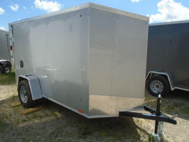 2019 Pace American OB5X10SI2 BARN DOOR Enclosed Cargo Trailer