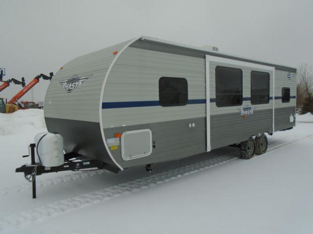 2019 SHASTA SST26DB TRAVEL TRAILER Camping / RV Trailer