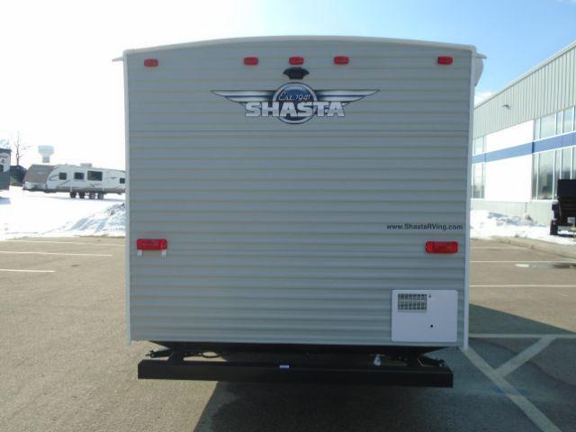 2019 Shasta SST18FQ TRAVEL TRAILER Camping / RV Trailer