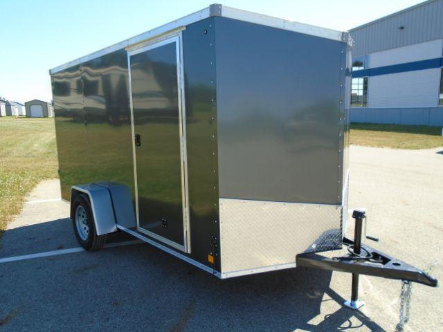 2020 Great Lakes Trailers GLEFTW612SA35-S ERIE 6X12 RD/SD Enclosed Cargo Trailer