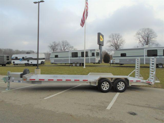 2019 Eby Trailers BH1EQP 14K 7X24.6 ALUMINUM LOW PRO Other Trailer
