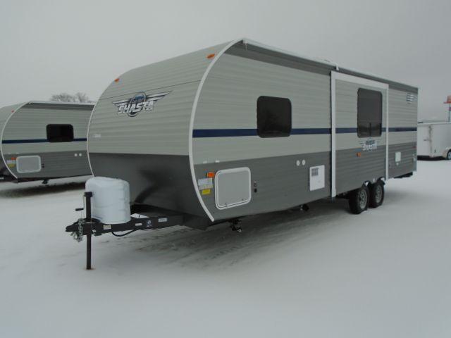2019 SHASTA SST25RS TRAVEL TRAILER/BUNKHOUSE Camping / RV Trailer