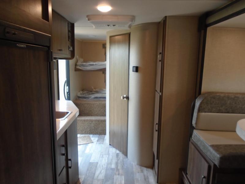 2019 Travel Lite 27ft BUNKHOUSE W/OUTSIDE KITCHEN TRAVEL TRAILER
