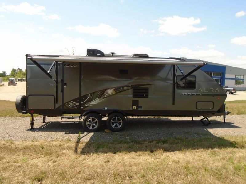 2019 Travel Lite 27ft BUNKHOUSE W/OUTSIDE KITCHEN TRAVEL TRAILER