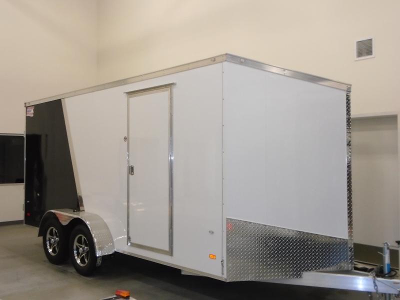 2018 American Hauler Industries 7X16 Cargo/Enclosed Trailer