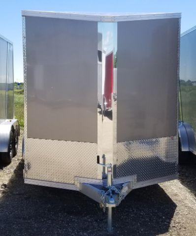 2018 CargoPro Trailers C7X14S-IF V-NOSE/RAMP DOOR/SIDE DOOR Enclosed Cargo Trailer