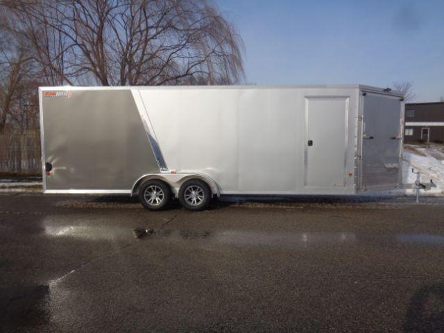 2018 SnoPro 23FT 2-3 PLACE SNOWMOBILE TRAILER