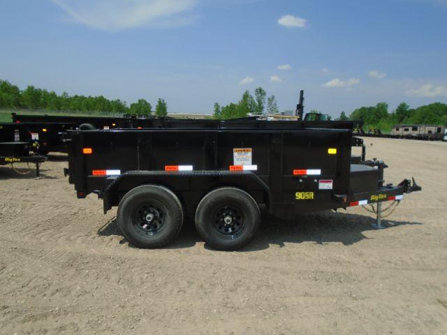 2019 Big Tex 90SR-10BK7SIR 6x10 10K Dump Trailer