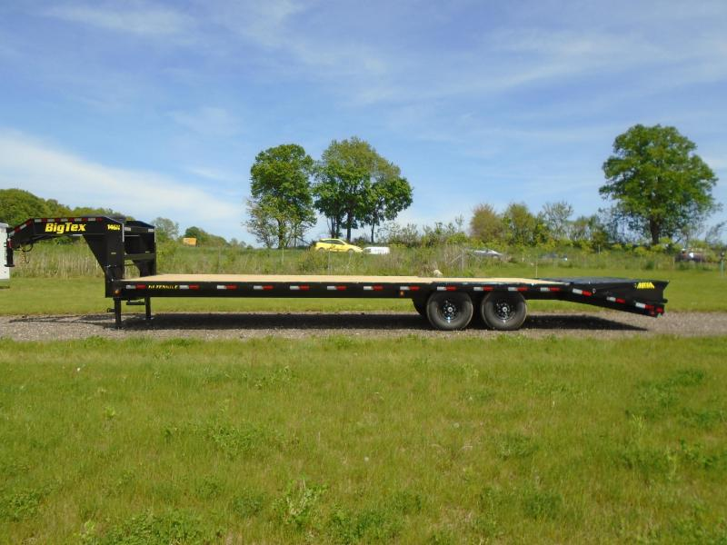 2019 Big Tex 25ft Gooseneck Trailer