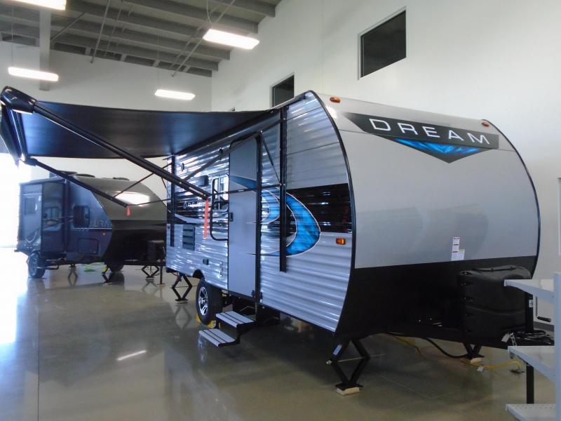 2018 Dream D178QB Travel Trailer Camping / RV Trailer