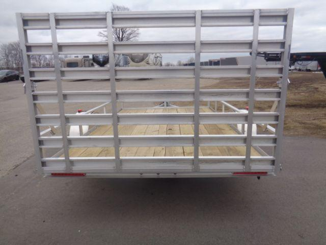 2018 CargoPro Trailers U80X12RW2.0 6.5X12 ALUMINUM UTILITY Utility Trailer