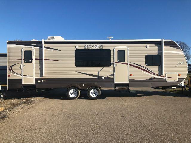 2019 Shasta SHT29SK TRAVEL TRAILER/BUNKHOUSE Camping / RV Trailer
